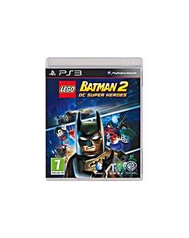 LEGO Batman 2 DC Heroes PS3 Game