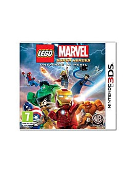 LEGO Marvel 3DS Game