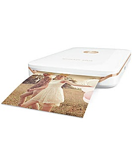 HP Sprocket Plus Portable Photo Printer