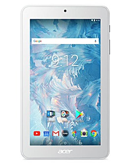 Acer Iconia One 7 Inch 16GB Tablet White