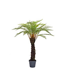 Artificial Tree Fern in Pot