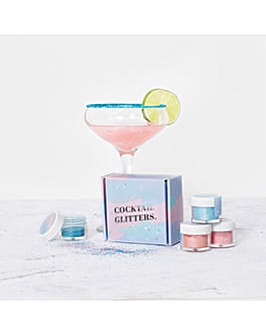 Pimp Your Cocktail Glitters
