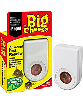 The Big Cheese Rodent Repeller