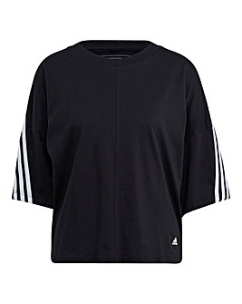 adidas Sportswear Future Icons 3-Stripes Tee