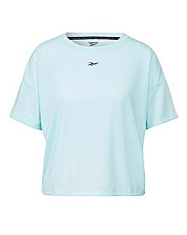 Reebok Workout Ready Supremium Detail T-Shirt