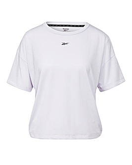 Reebok Workout Ready Supremium Detail T-Shirt