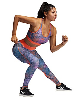 adidas Trefoil Floral Linear Tights
