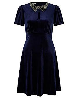 Monsoon Vendella Embellished Dress