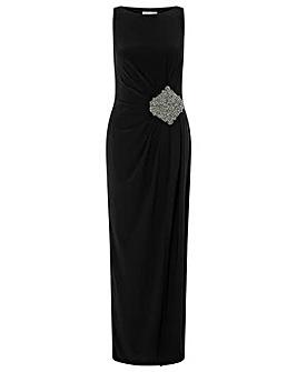 Monsoon Sandra Embellished Maxi Dress