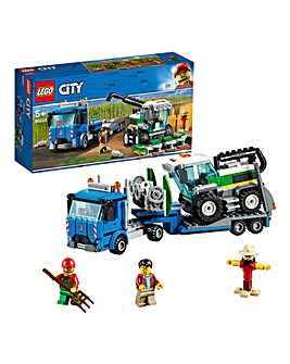 LEGO City GV Harvester Transport