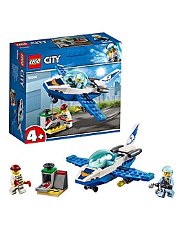 LEGO City 4+ Sky Police Jet Patrol