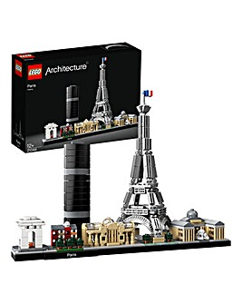 LEGO Architecture Skyline Paris