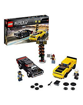 LEGO 2018 Challenger & 1970 Dodge