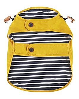Joules Mustard Rain Coat - Small
