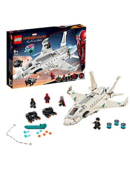 LEGO Spider-Man Stark Jet & the Drone