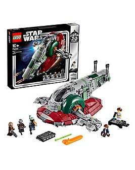 LEGO Star Wars Slave l 20th Anniversary