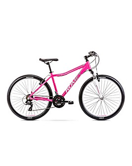 Romet Jolene 6.0 Ladies Mountain Bike 15'' Frame 26'' Wheel
