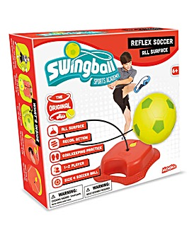 All Surface Reflex Soccer Swingball