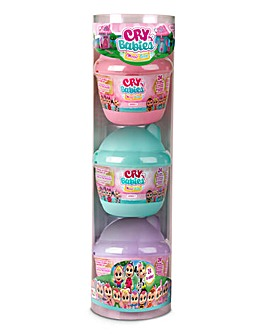 Cry Babies Magic Tears 3 Pack