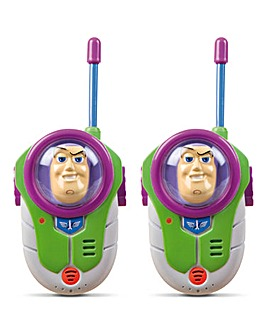 Toy Story Buzz Face Walkie Talkie