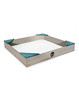 Plum Junior Wooden Sand Pit - Teal