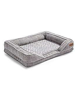 SilentNight Orthopaedic Dog Bed