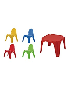 Starplay Table & 4 Chair Set
