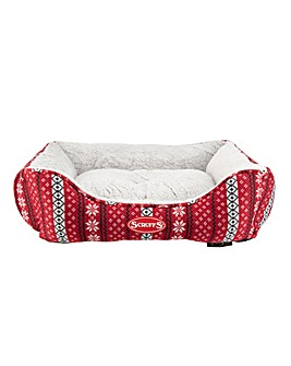 Scruffs Santa Box Bed