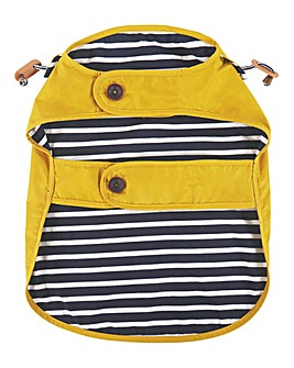 Joules Mustard Rain Coat - Small