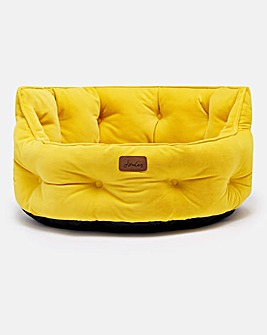 Joules Chesterfield Pet Bed - Small