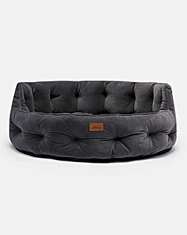 Joules Chesterfield Pet Bed - Large