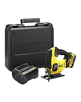 STANLEY FATMAX 18v Jigsaw + Kit Box