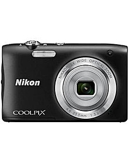 Nikon Coolpix 5x Zoom Compact Camera