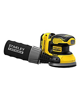 STANLEY FATMAX 18v Orbit Sander + Box