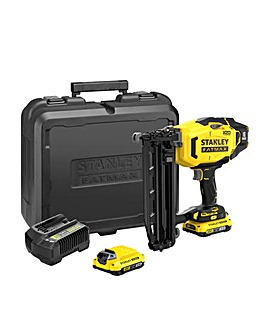 STANLEY FATMAX V20 18V Li-Ion Finishing Nailer Kit
