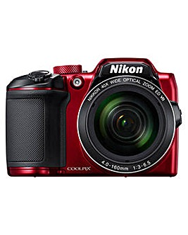Nikon B500 16MP 40x Zoom Bridge Camera