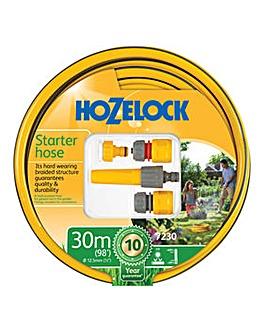 Hozelock Starter Hose Set 30M