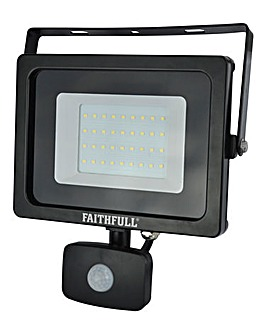 Faithfull 30W 240V Security Light