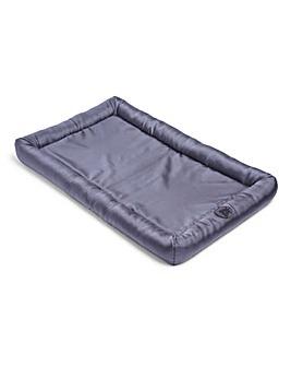 Petface Grey Water Resistant Memory Foam Mat