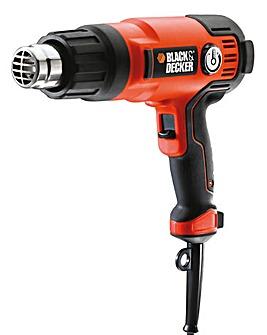 Black + Decker 2000w Heat Gun