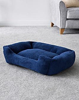 Cuddle Fleece Pet Bed