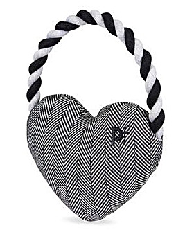 Petface Heart Rope Toy