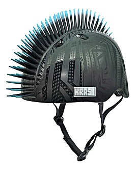 Krash! Black Gator Helmet