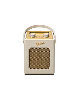 Roberts Revival Mini DAB Radio - Cream
