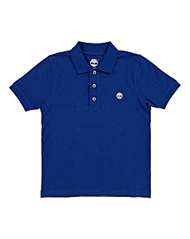 Timberland Boys Short Sleeve Polo