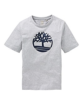 Timberland Boys Tree Logo T-Shirt