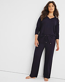 Figleaves Soft Touch Wide Leg Jogger