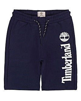 Timberland Boys Logo Sweat Shorts