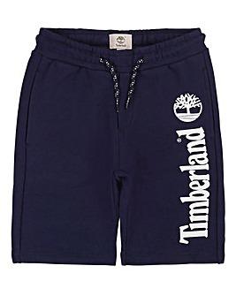 Timberland Boys Logo Sweat Shorts
