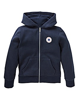 Converse Boys Chuck Patch Full Zip Hoody